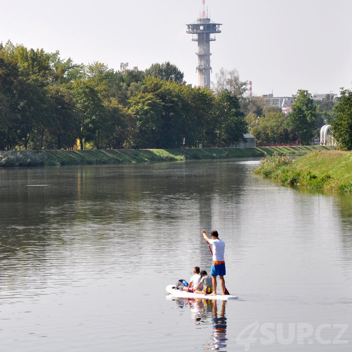 Pardubice Stand Up Paddleboard