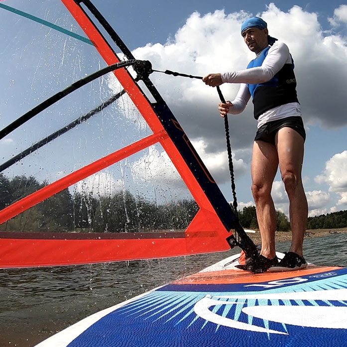 Lidl stand up paddle 2020