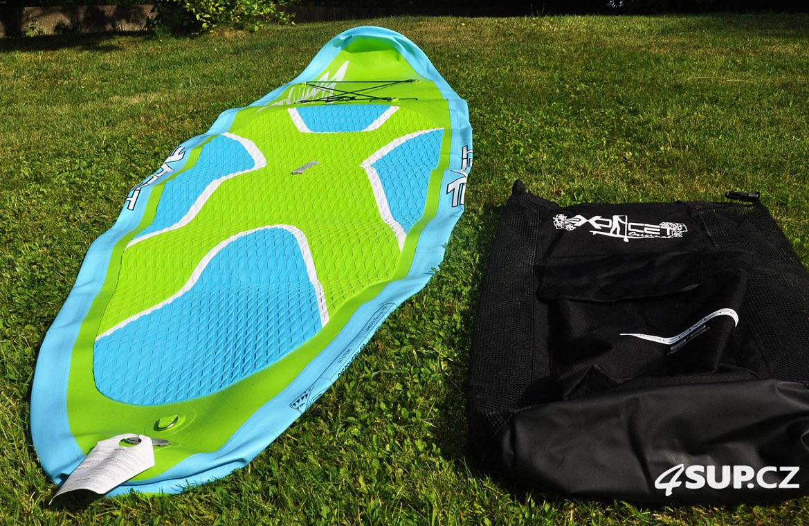 EXOCET Discovery 9'8 paddleboard