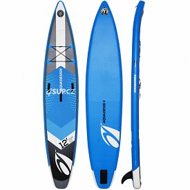 AQUADESIGN Air Swift 12'6 - nafukovací paddleboard