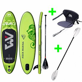 Paddleboard AQUA MARINA BREEZE 9'0 SADA