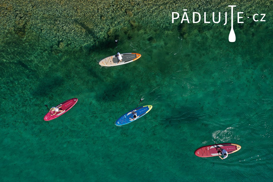 Paddleboardy AQUA MARINA modely ALL-AROUND ADVANCED 2021
