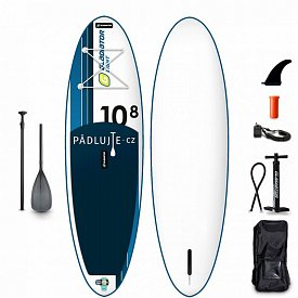 Paddleboard  GLADIATOR LIGHT 10'8 model 2021 - nafukovací